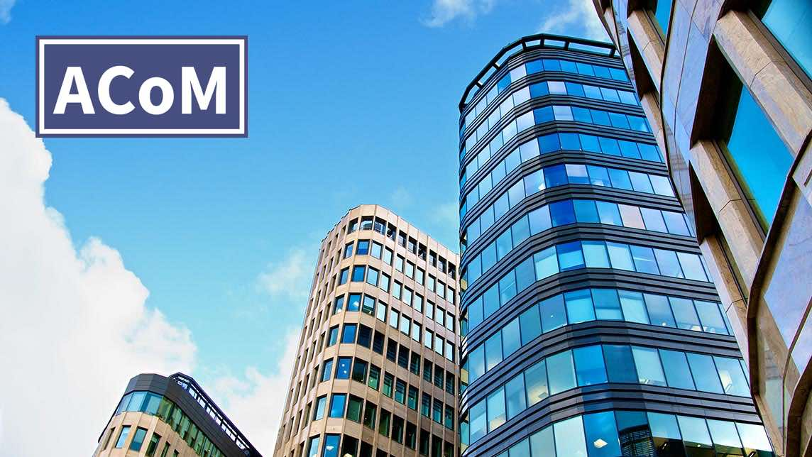 Property management certifications - Master commercial real estate with the ACoM