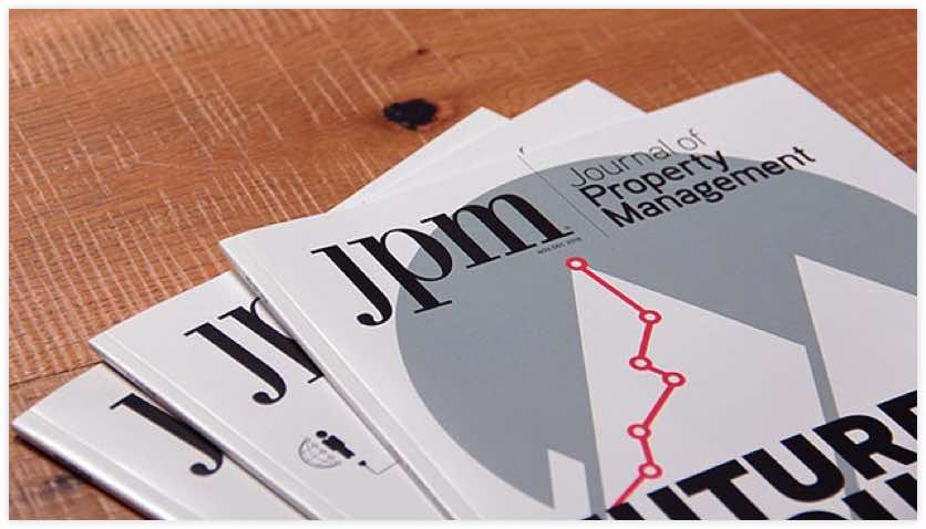 The Journal of Property Management - Association for property managers membership
