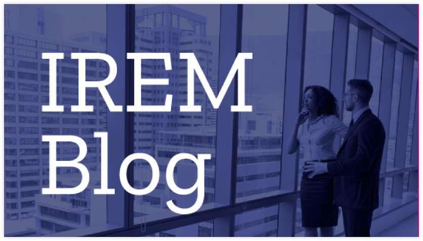 IREM Blog - property manager association for professors