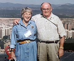 Bob and Gladys Beal