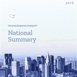 Real Estate Income/Expense Analysis National Summary