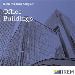 Income/Expense Analysis: Office Buildings